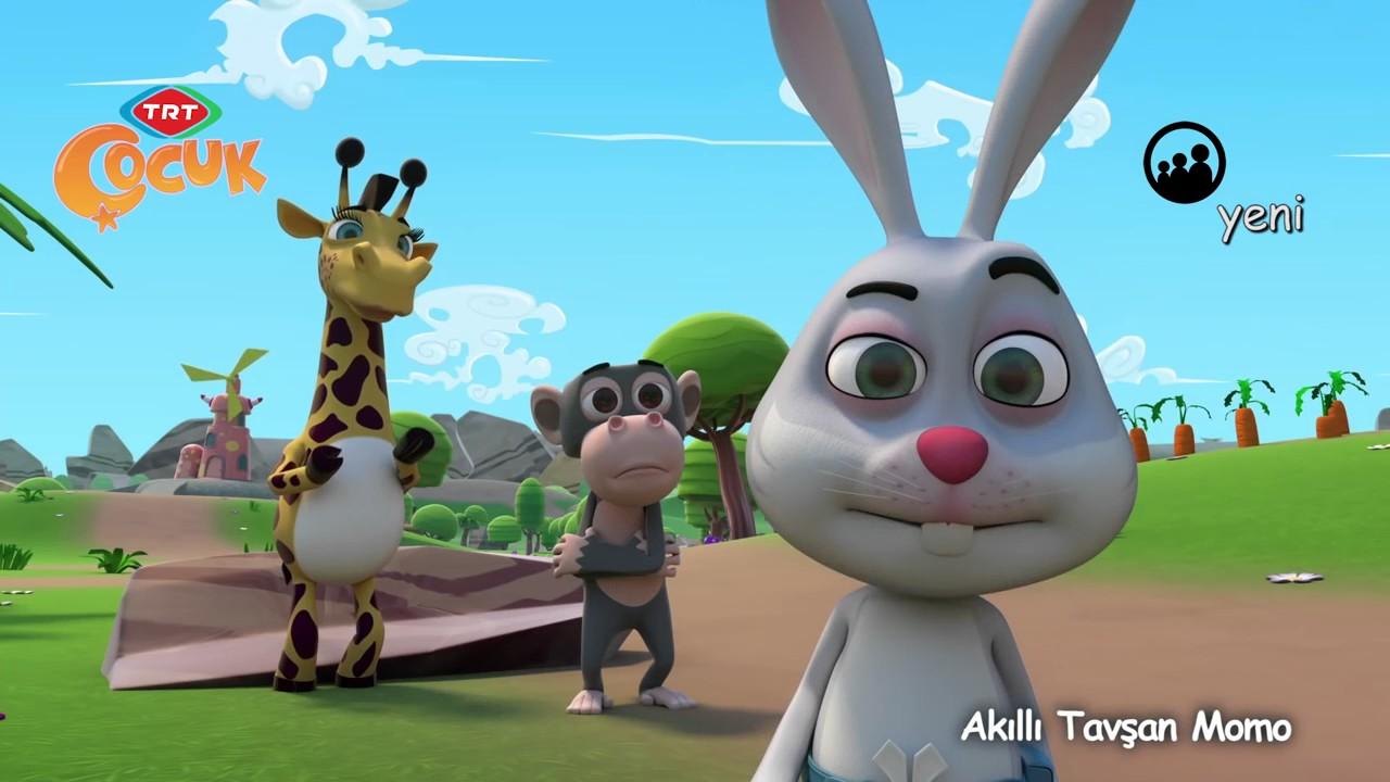 TRT Çocuk - Akıllı Tavşan Momo - 2. Bölüm