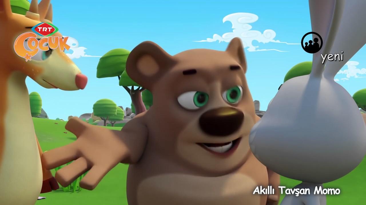 TRT Çocuk - Akıllı Tavşan Momo - 4. Bölüm
