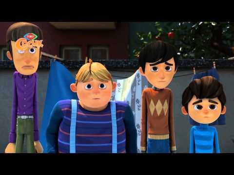Trt çocuk Tv Network çizgi Film Televizyonu Cftv Part 2