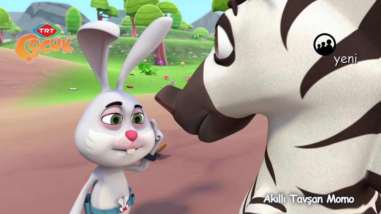 TRT Çocuk - Akıllı Tavşan Momo- 5. Bölüm