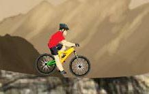 Dağ Bisikleti Oyunu Oyna